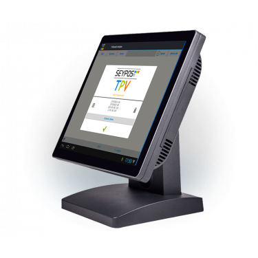POS A915 + Software  Android