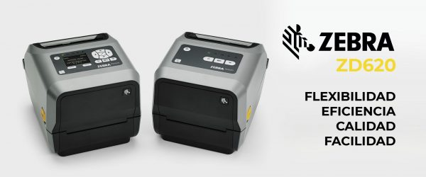 Impresora de etiquetas Zebra ZD620 para almacén