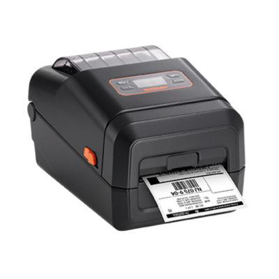 Impresora de etiquetas linerless