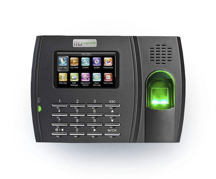 Terminal de control de presencia – LID01N