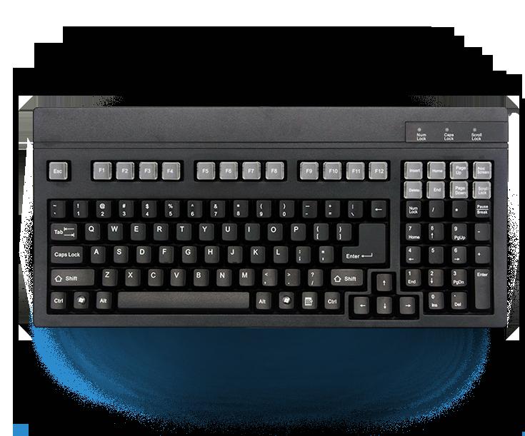 teclado tpv