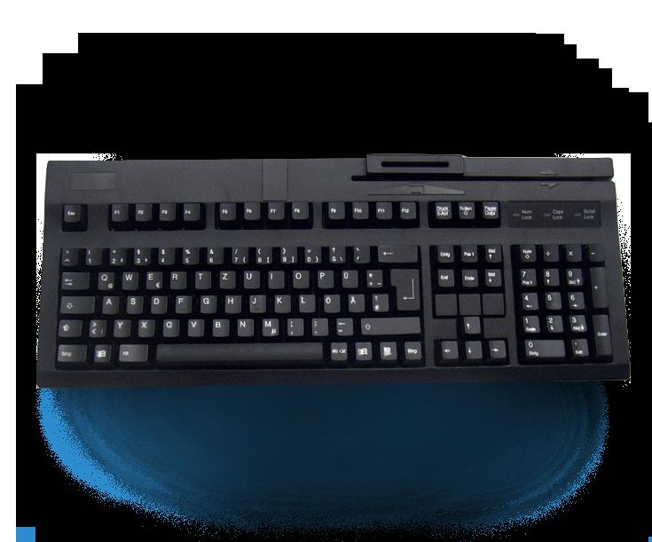 teclado ak-882