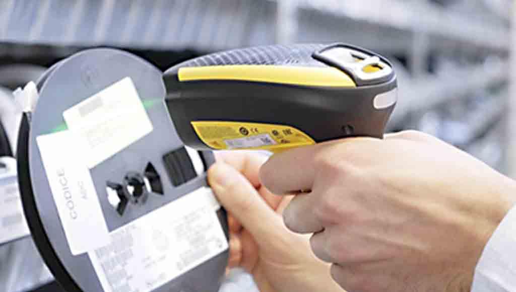 CONTEXTO Datalogic PowerScan PBT9100