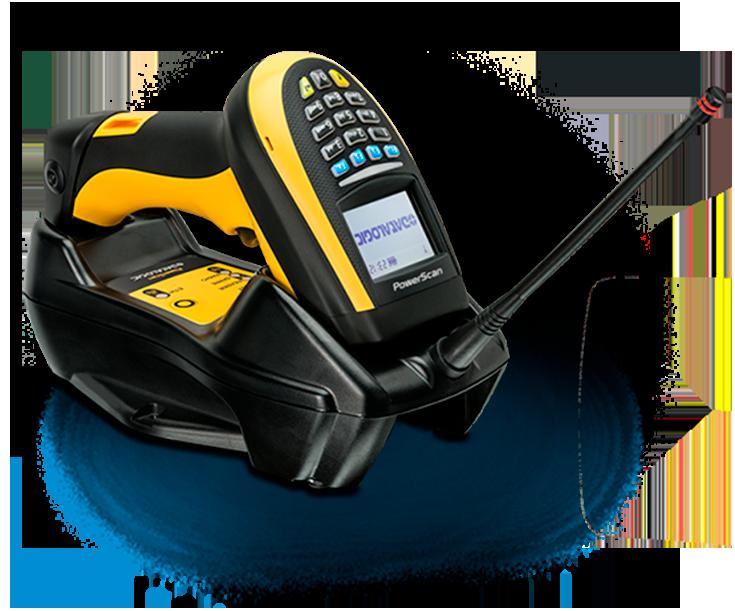 INDIVIDUAL Datalogic PowerScan PM9500 1