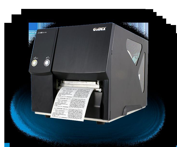 impresora godex zx400