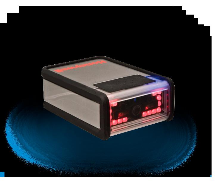 lector de codigos de barra compacto
