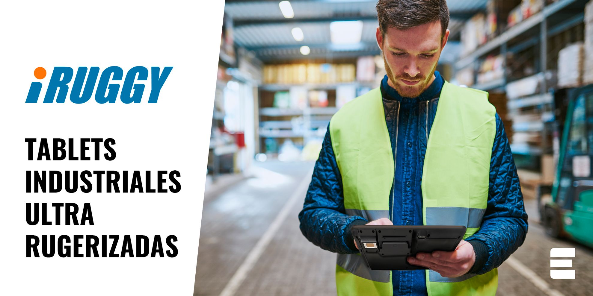 Tablets industriales iRuggy - ELSI